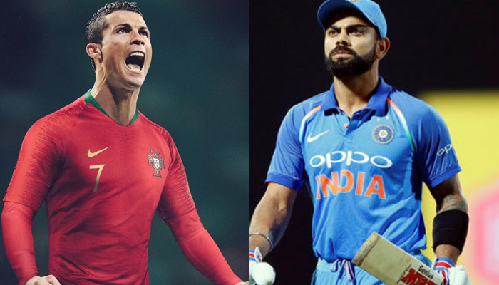 Virat Kohli is in league of Federer, Ronaldo, Messi: Woodhill