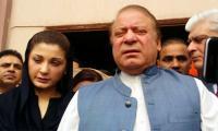 Nawaz, Maryam to depart for London as Kulsoom Nawaz hospitalised again
