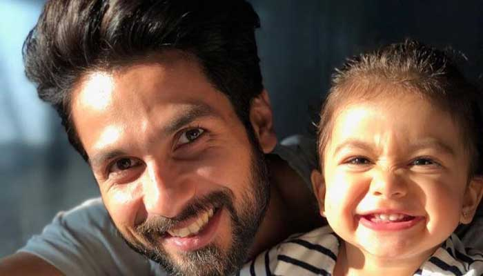 Shahid Kapoor to be father again