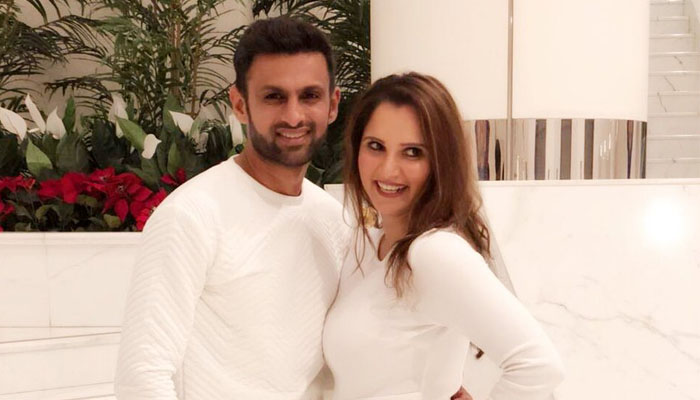 Did Sania Mirza And Shoaib Malik Just Announce They're Having A Baby?