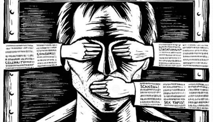 Journalists raise concern about media environment