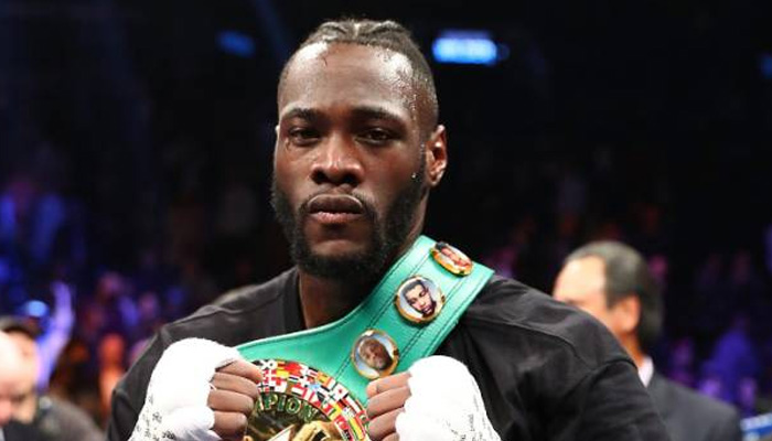 Joshua offered $US50m for Wilder showdown