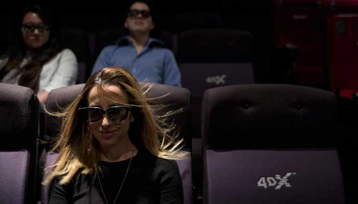 Saudi Arabia's first ever 4DX theaters to open up in Riyadh