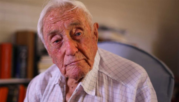 The oldest scientist from Australia went to Switzerland for euthanasia