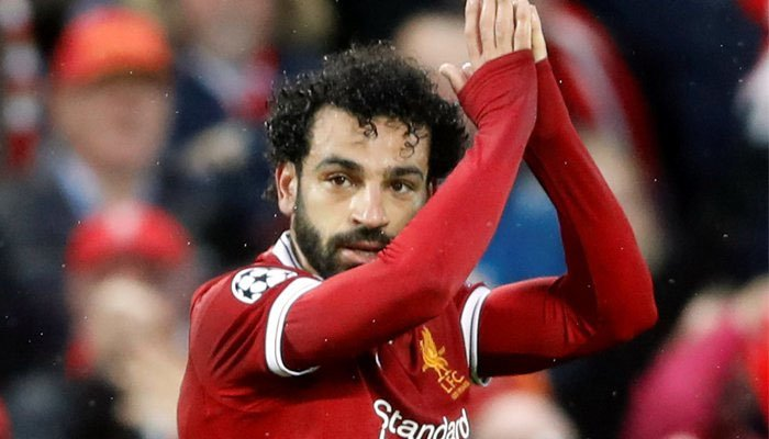 Salah Crowned England Footballer Of The Year