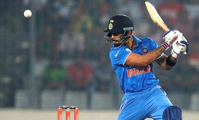 Virat Kohli signs for Surrey stint