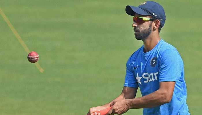 Rahane to captain India for historic Test with Afghanistan