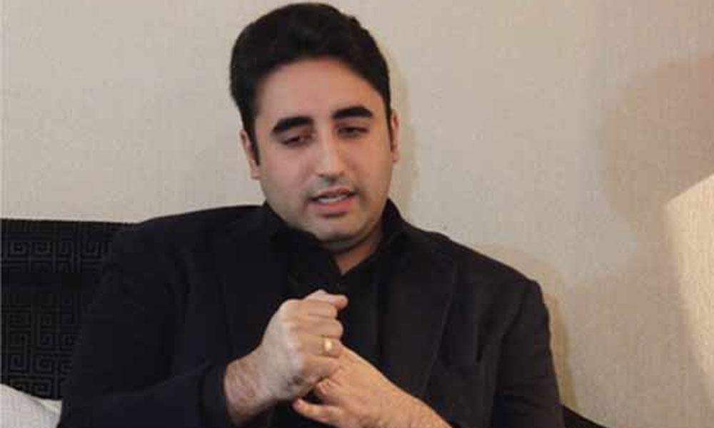 Bilawal expresses displeasure over 'terrorists' involved in Benazir's assassination