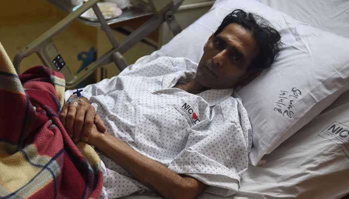 Hockey hero Mansoor Ahmed passes away in Karachi