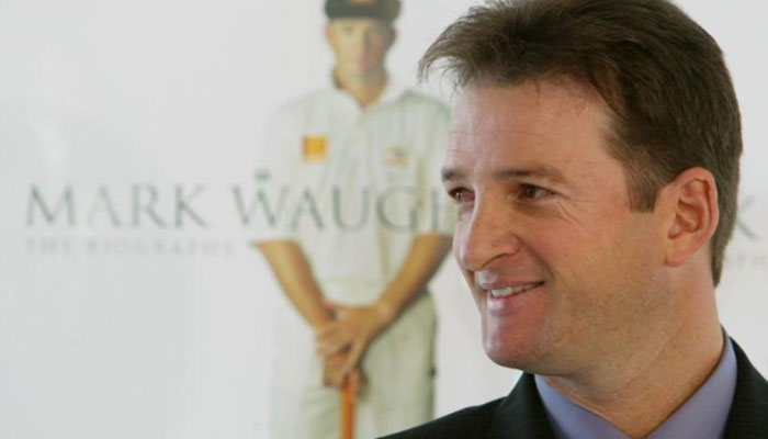 Why is Waugh angry with India?