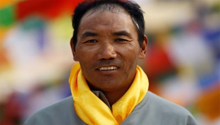 Nepal's Kami Rita Sherpa climbs Mt. Everest for 22nd time