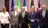 EU launches economic plan to save Iran nuclear deal