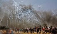 American comedian condemns Israeli terrorism in Gaza
