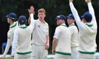 Test debut just the ´beginning´ for upbeat Ireland