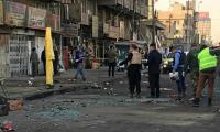 8 dead as suicide blast hits Baghdad mourners
