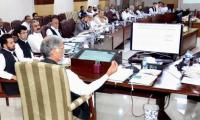 KP cabinet approves Human Rights Policy