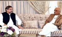 PM, opposition leader to meet Friday to deliberate on caretaker prime minister's name