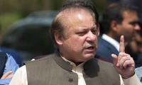 Nawaz Sharif accuses Panama investigators of bias