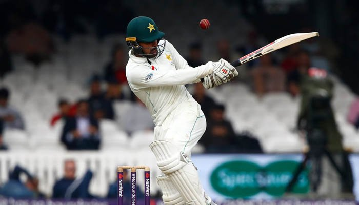 Pakistan's Babar Azam ruled out of England series with fractured wrist