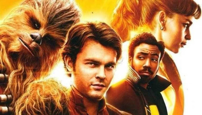 'Solo,' Newest 'Star Wars' Installment, Off to a Slow Start