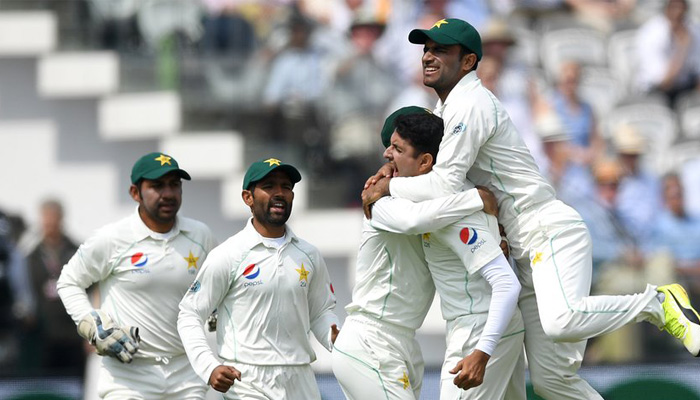 Pakistan clinch historic Lords victory in 1st Test against England