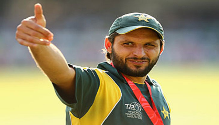 Afridi to lead ICC World XI