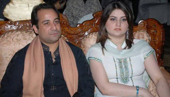Nusrat Fateh Ali Khan's daughter to take legal action against those stealing his songs