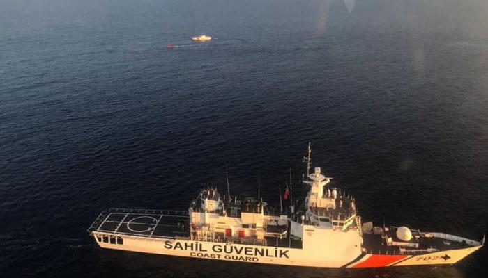 9 dead after refugee boat sinks off Turkey- coastguard