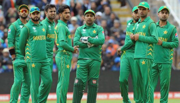 Pakistan team announced for Scotland T20 series