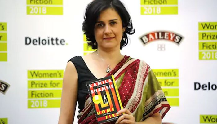 Kamila Shamsies Home Fire wins Womens Prize for Fiction