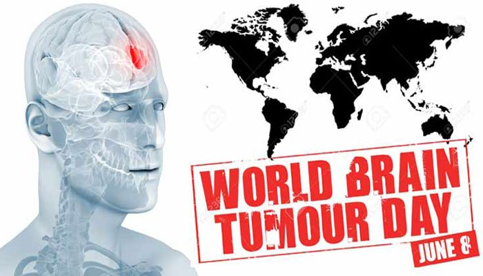 World Brain Tumour Day - June  08