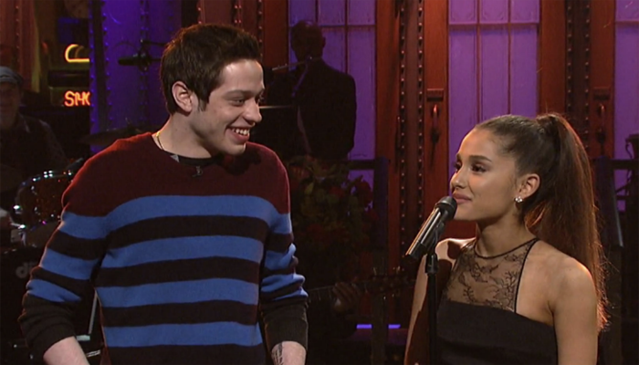 Ariana Grande, Pete Davidson engaged; Looney Tunes return; Kimmel vs Ted Cruz
