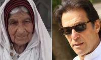 Bannu的97岁的Hazrat Bibi退出选举竞赛