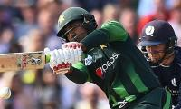 Second T20: Pakistan bat first against Scotland