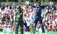 Second T20: Pakistan set 167 runs target for Scotland