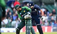 Second T20: Pakistan crush Scotland, win series 2-0
