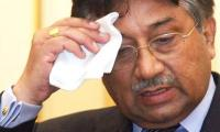 Musharraf barred from contesting election