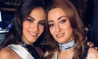 Ex-miss Iraq calls for peace on Israel visit after selfie scandal