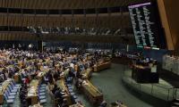 120 countries at UN condemn Israel over Gaza violence