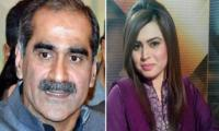 Saad Rafique admits second marriage with TV anchor