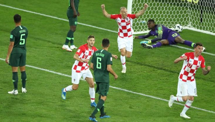 Super Eagles land in Russian Federation