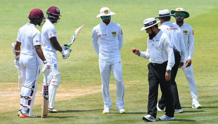 Sri Lanka captain pleads not guilty to 'sweet in pocket' ball tampering