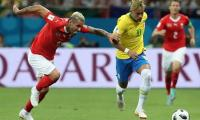 WORLD CUP 2018: Switzerland, Brazil advance to knockout stages