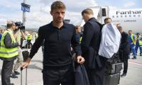 ´Sorry´: Germany arrive home after World Cup agony