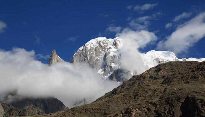 Austrian climber killed, two British men rescued on Pakistani peak - army