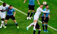 FIFA 2018: Uruguay beat Cristiano Ronaldo´s Portugal in World Cup last 16