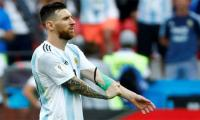 Will Messi quit the international stage after Argentina World Cup pain?