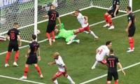 Croatia beat Denmark on penalties to reach World Cup last eight