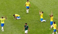 Brazil firm as bookmakers' favourites for FIFA World Cup 2018