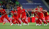 World Cup 2018: England beat Colombia 4-3 on penalties to make qurter-finals